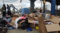 Sandy: 40.000 New-Yorkais à