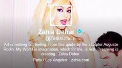 Zahia va-t-elle publier la preuve qu'elle na pas eu recours à la chirurgie
