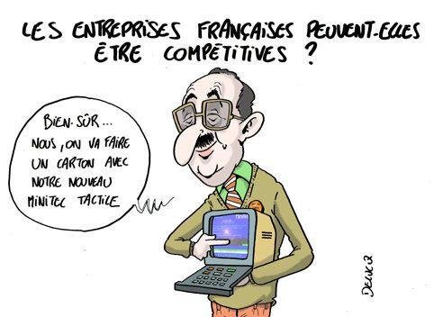 Les entreprises françaises peuvent-elles être