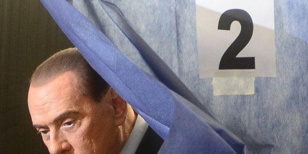 Italie, législatives: la gauche largement en tête à la Chambre des députés, la droite devant au