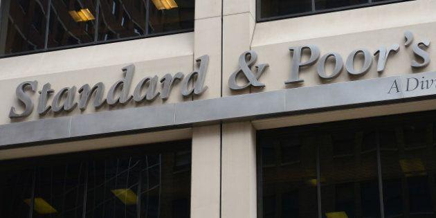 Standard & Poor's: l'agence condamnée pour notation trompeuse en