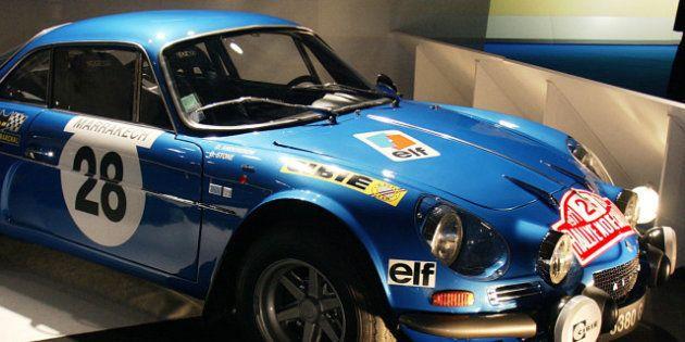 PHOTOS. Renault relance son Alpine et s'engouffre dans le business du vintage