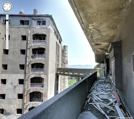VIDEOS. PHOTOS. Google Street View: l'île de