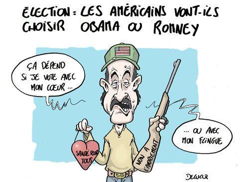 Elections américaines: Comment vont voter les américains