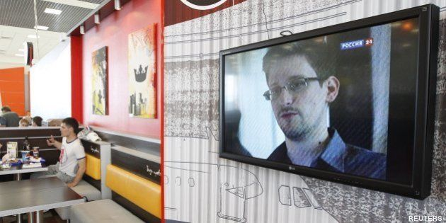 Snowden se voit refuser l'asile politique en