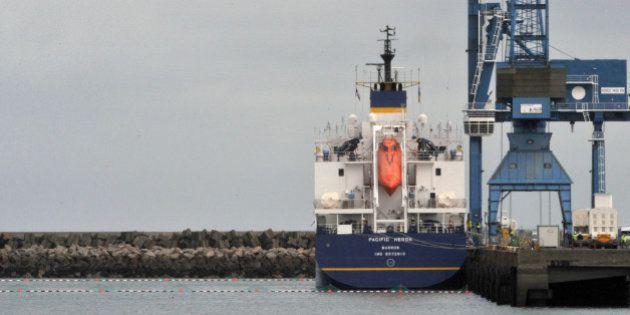 Commande record de 200 millions d'euros pour les chantiers CMN de Cherbourg, par le