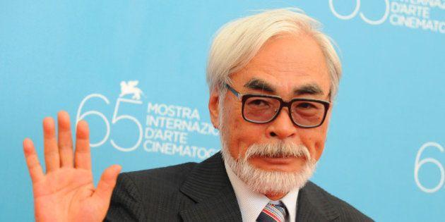 VIDÉO. Animation: Hayao Miyazaki ne fera plus de long métrage mais veut travailler encore 10
