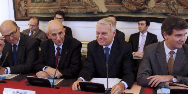 EN DIRECT - Rapport Gallois: les décisions du gouvernement