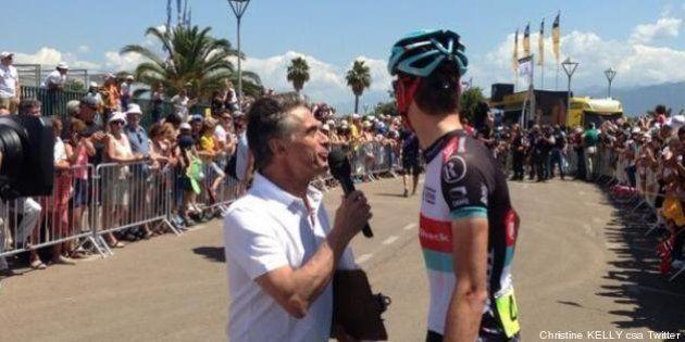 VIDÉOS. France Télévisions: cette retransmission du Tour de France qui en devient presque