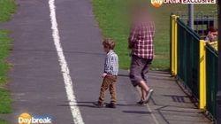 Moins de deux minutes suffisent pour enlever un enfant selon une émission