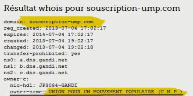 Souscription-ump.com: L'UMP déjà en ordre de bataille pour sa