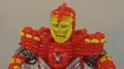 Il se fabrique un costume d'Iron Man avec des