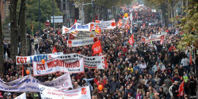 Retraites: grèves et manifestations annoncées au 10