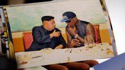 Pour son deuxième voyage en Corée du Nord, Rodman repart sans le prisonnier