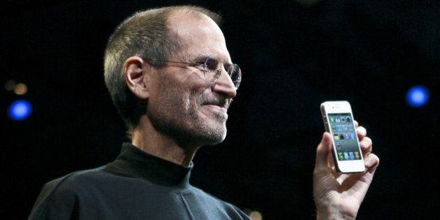 Apple travaillerait sur un iphone plus grand, Steve Jobs doit se retourner dans sa