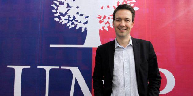 Guillaume Peltier soutient Jean-François Copé pour la présidence de