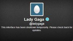 Lady Gaga disparaît de Twitter. Que