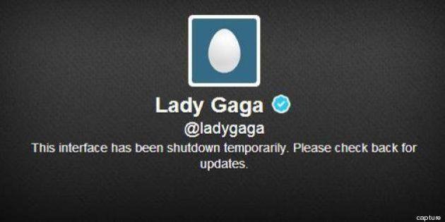 La disparition de Twitter de Lady Gaga intrigue ses