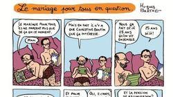 BD: le mariage pour tous en