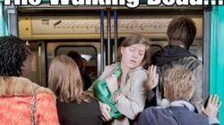 Les internautes s'amusent des incivilités dans le métro pour la