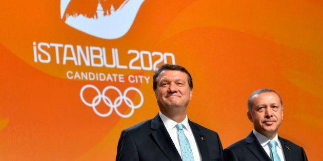 JO 2020: les médias d'Etat chinois annoncent la victoire... d'Istanbul, et non de