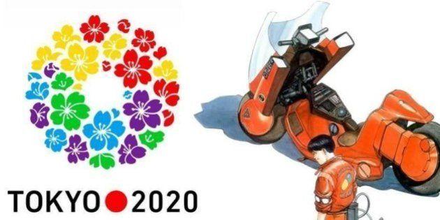 JO 2020: en 1988, dans le film d'animation japonais