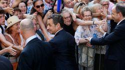Revivez la folle visite de Nicolas Sarkozy à