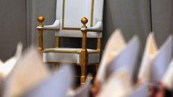 Démission du pape : que va-t-il se passer pendant que le siège est