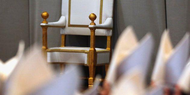 Démission du pape: le siège vacant, période de statu