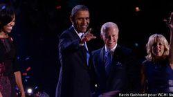 Le président Obama est élu pour un second mandat dans une société