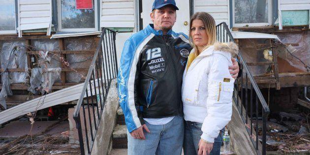 New York: la colère des habitants de Staten