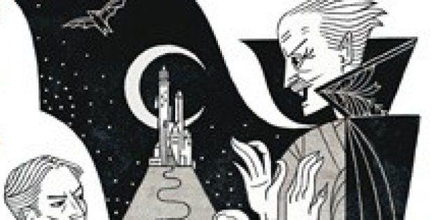 Bram Stoker: Google rend hommage avec un doodle à l'auteur de