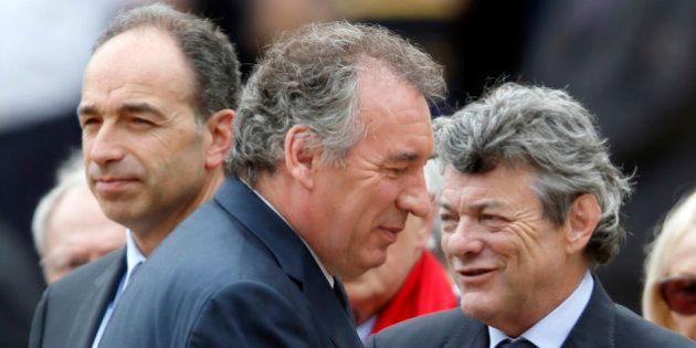 Borloo et Bayrou se rapprochent: une concentration à géométrie