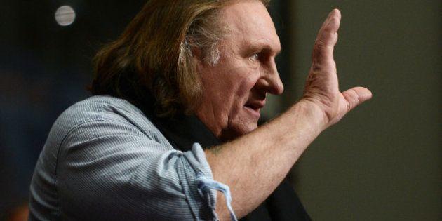 Depardieu achète une maison en Belgique: Twitter embraye et parle déjà d'exil