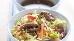 La recette du week-end: salade de bœuf à la