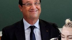 La photo de Hollande retirée par l'AFP continue de faire rire le web