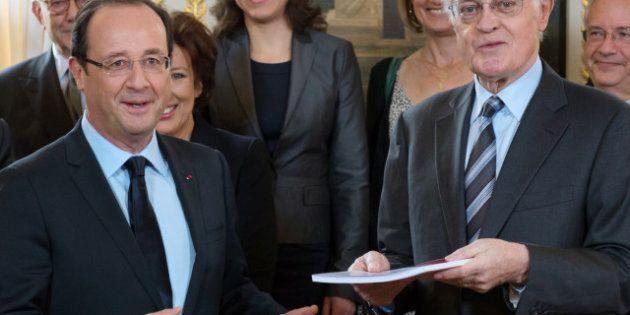 Rapport commission Jospin: des réformes en profondeur et un projet de loi pour début