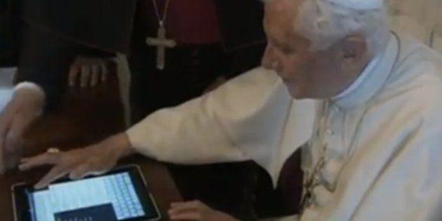 Le Pape Benoît XVI a un compte Twitter et compte s'y mettre avant la fin de
