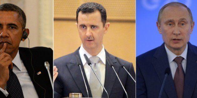 Syrie: la destruction des armes chimiques par Damas, la porte de sortie pour éviter
