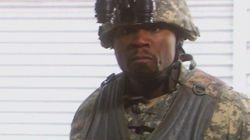 50 Cent dans une parodie de
