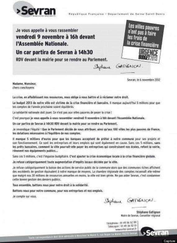 VIDÉOS. Sevran : le maire Stéphane Gatignon entame une grève de la faim afin d'obtenir des
