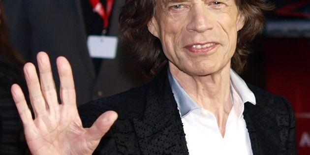 Des lettres d'amour écrites par Mick Jagger vendues aux enchères en
