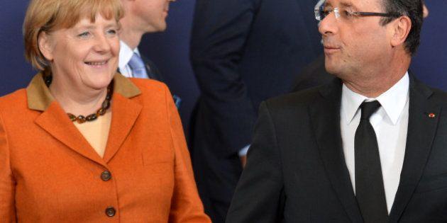 Hollande et les socialistes se font