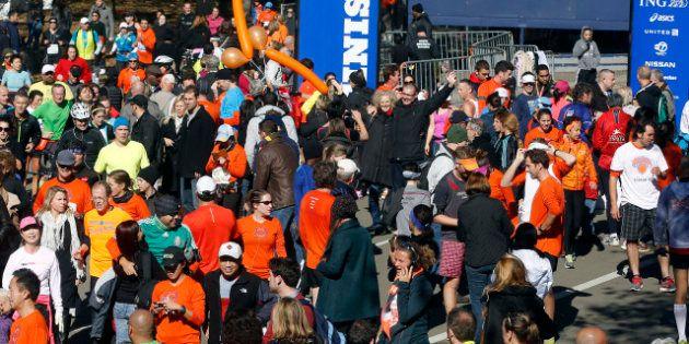 Marathon de New York: des coureurs français veulent attaquer le maire Michael