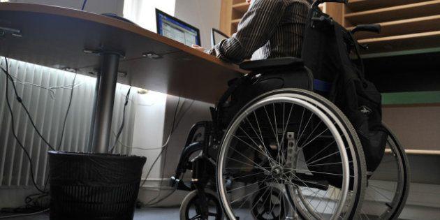 Chômage: les personnes handicapées particulièrement touchées en