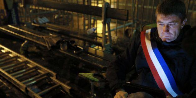 Maire en grève de la faim : Stéphane Gatignon