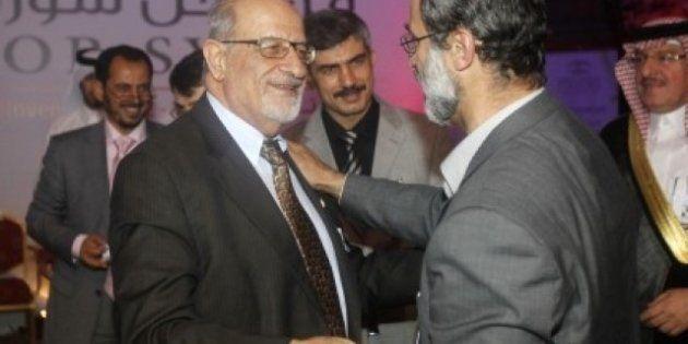 Coalition nationale des forces de l'opposition syrienne : la France apporte son