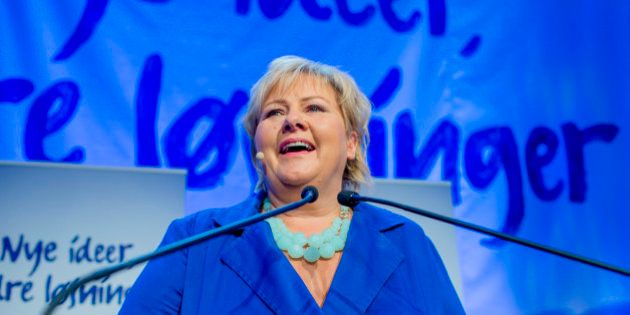 Norvège: la droite remporte les élections législatives, secondée par un parti populiste
