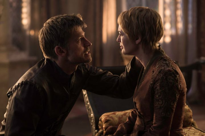 Jaime and Cersei.