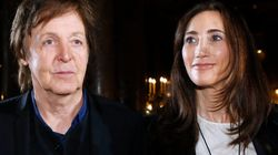 Les McCartney ont échappé de peu à un accident d'hélicoptère
